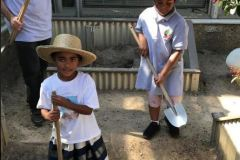 Kids learning about agriculture!