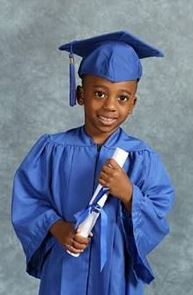 2018 graduate of Chris' Learning Center, Inc. in Maryland.